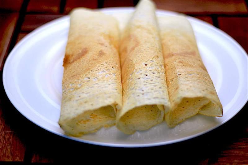 dosa-recipe - Yum Curry