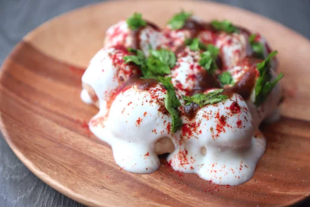 Dahi vada recipe - Soft spongy dahi vada