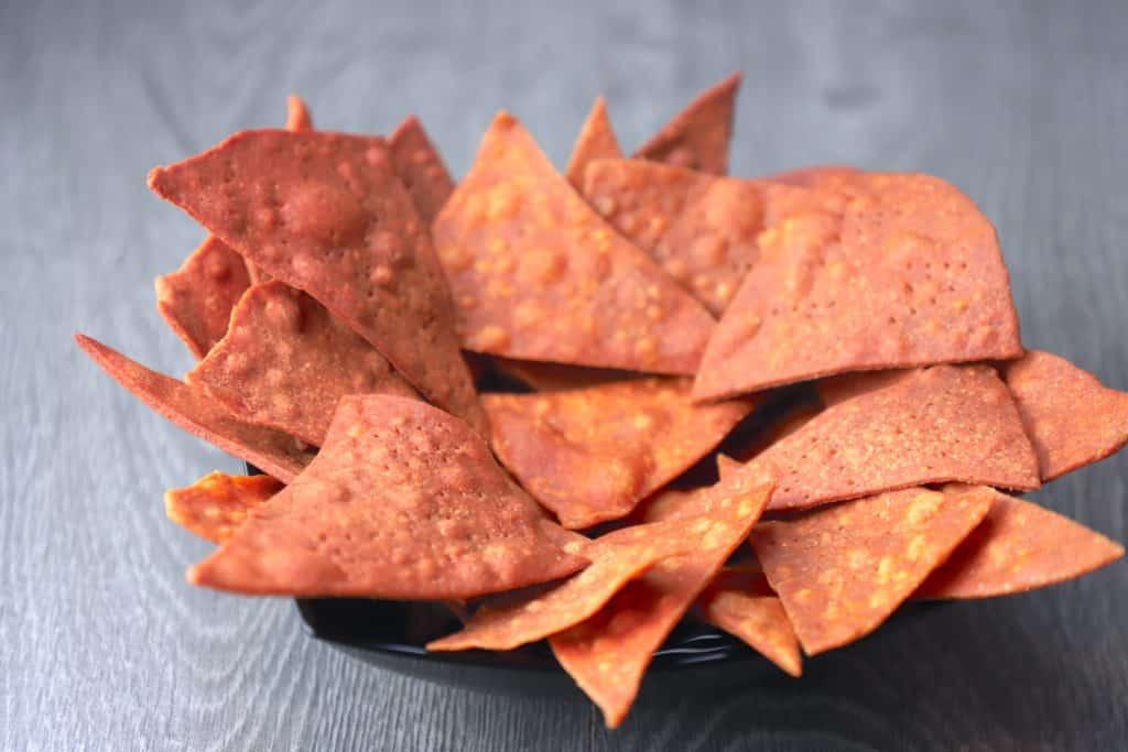 Nachos recipe - masala nachos - wheat nachos