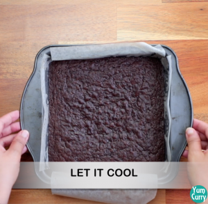 eggless chocolate brownie 15