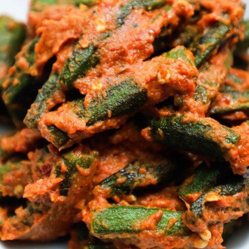 Bhindi Masala Recipe - Okra Masala