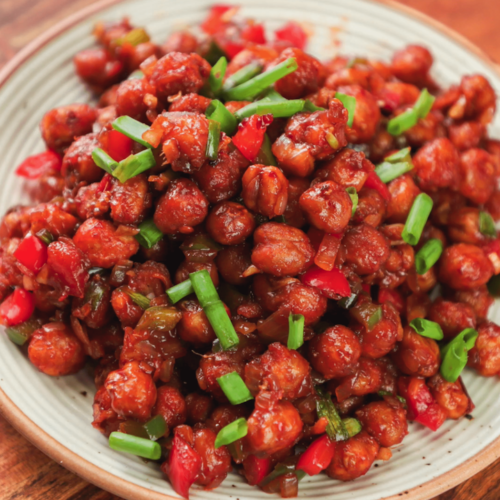 Chana Chilli Recipe