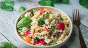 Pasta salad recipe- how to make pasta salad