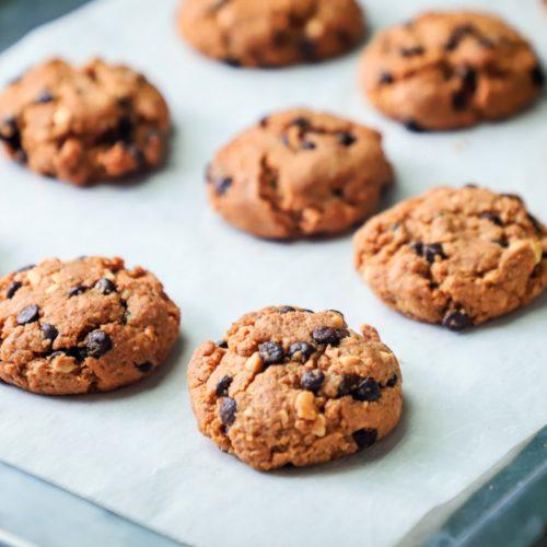Peanut Butter Cookies - gluten free