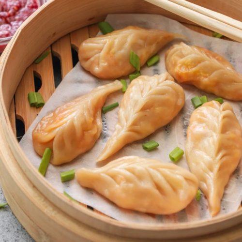 Veg momos- dumpling recipe- How to make momos