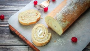 swiss roll recipe