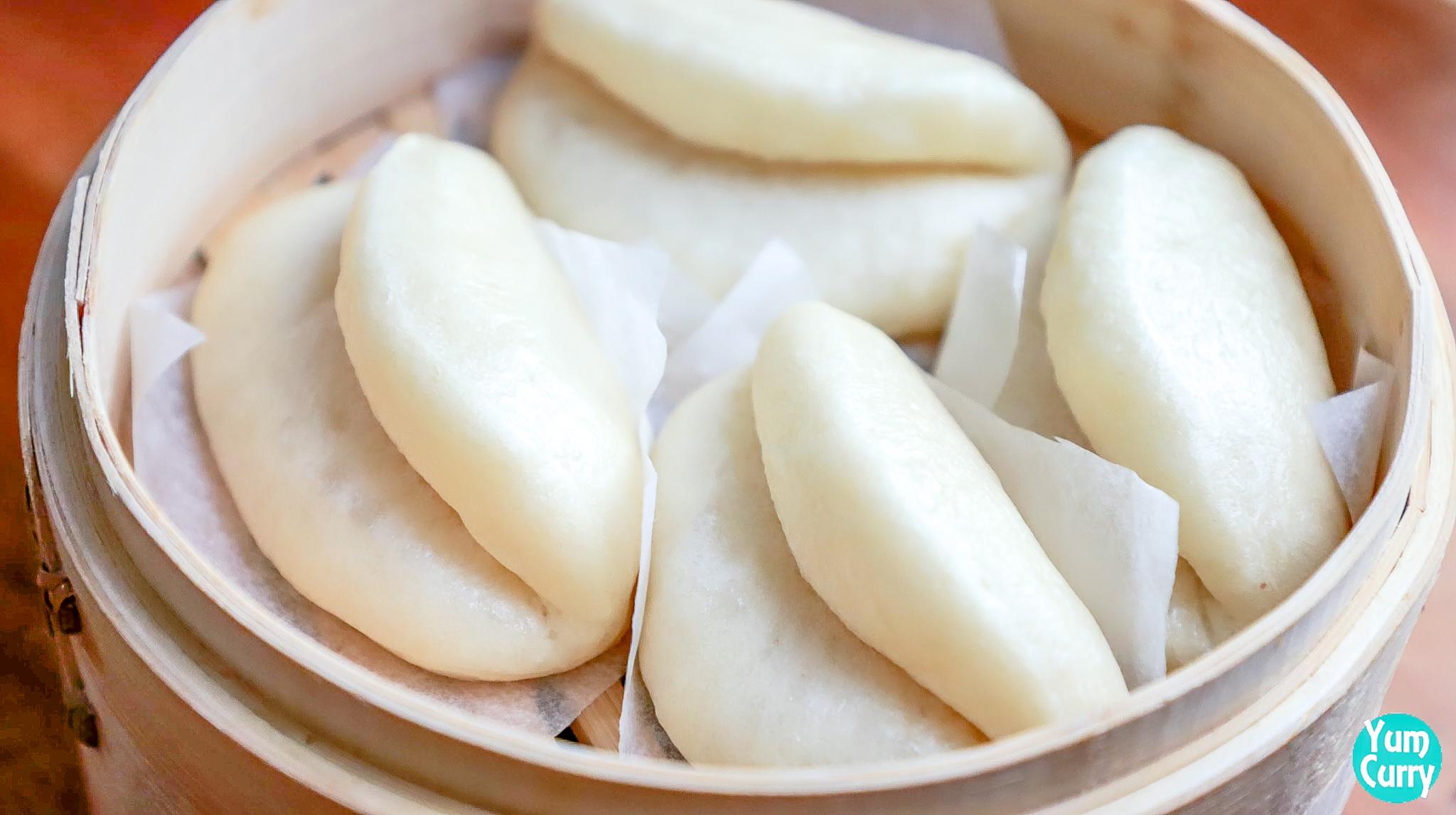 Bao Buns Recipe